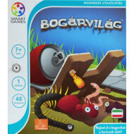 Magnetic Travel Bogárvilág - Smart Games