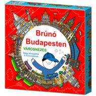 Brúnó Budapesten társasjáték