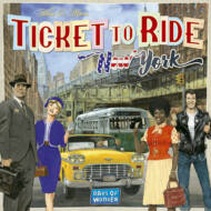 Ticket to ride: New York - Days of Wonder