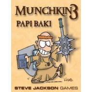 Munchkin 3 - Papi Baki