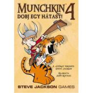 Munchkin 4 - Dobj Egy Hátast