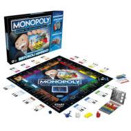 Monopoly Szuper teljes körű bankolás