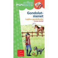 GONDOLATMENET - LOGIKUS GONDOLKODÁS 5 ÉVES KORTÓL