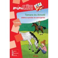 Tamara és Arnold - miniLÜK - Játékos nyelvtan és szövegértés