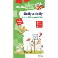 Sirály a király - miniLÜK - A J és ly játékos gyakorlása 2. osztályos kortól