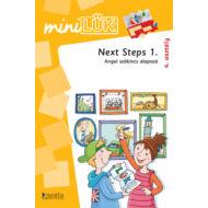 Next Steps 1 - Angol szókincs alapozó