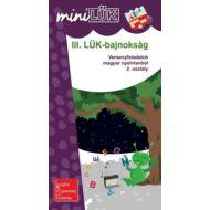 III. LÜK Bajnokság - Versenyfeladatok magyar nyelvtanból 2. osztály