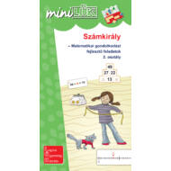 Számkirály matematika feladatok 2. osztály