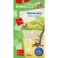 Szavak ásza - miniLÜK - Játékos anyanyelvi feladatok 3. osztály (Legyél Te is LÜK bajnok!)