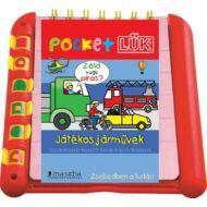 Játékos járművek - Pocket LÜK - alaplappal
