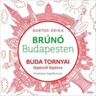 Brúnó Budapesten 1. - Buda tornyai foglalkoztató