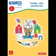 Logico Primo - Festék, olló, építőkocka