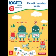 Logico Piccolo - Formák, vonalak, betűk