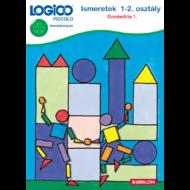 Logico Piccolo - Ismeretek 1-2. osztály: Geometria 1.