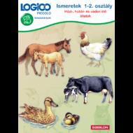 Ismeretek 1-2. osztály: Házi-, hobbi- és vadon élő állatok