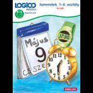 Logico Piccolo - Ismeretek 1-4. osztály: Az idő