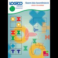 Logico Piccolo - Szem-kéz koordináció: Játék a formákkal