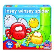Inci-finci pókocska (Insey Winsey Spider)