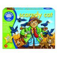 Madárijesztő, számolós játék (Scaredy Cat)