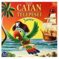 Catan telepesei Junior