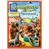 Carcassonne -Vár a porond (10. kiegészítő)
