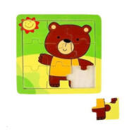 Puzzle(9 db-os macis, barna)