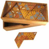 Dominó (háromszög) tridomino