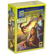 Carcassonne kiegészítés Hercegnő és a sárkány