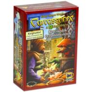 Carcassonne kiegészítés Kereskedők és Építőmesterek