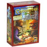Carcassonne 2. kiegészítés - Kereskedők és Építőmesterek