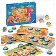 Junior pictolino társasjáték