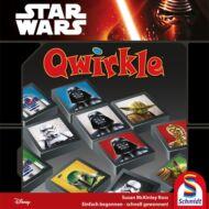 Star Wars Qwirkle társasjáték