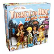 Ticket to ride Europe - Az első utazás - Days of Wonder