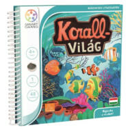 Magnetic Travel Korallvilág - Smart Games