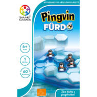 Pingvin Fürdő / Penguions - Pool Party