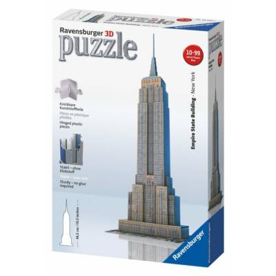 Ravensburger Empire State Building 216 darabos 3D puzzle