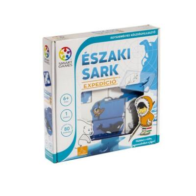 Északi Sark Expedíció / North Pole Expedition (a megújult Jeges kaland) - Smart Games