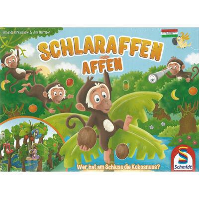 A majomerdő királya / Schlaraffen Affen