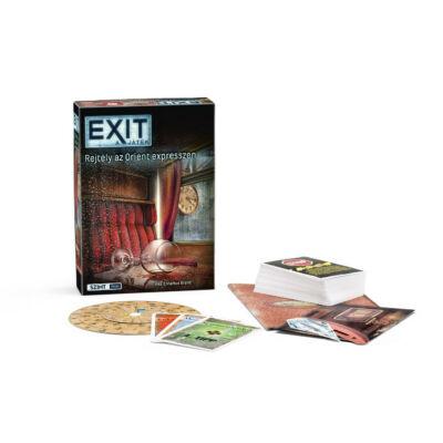 Exit 7 – Rejtély az Orient Expresszen - Piatnik