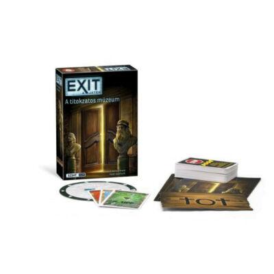 EXIT 9 - A titokzatos múzeum - Piatnik