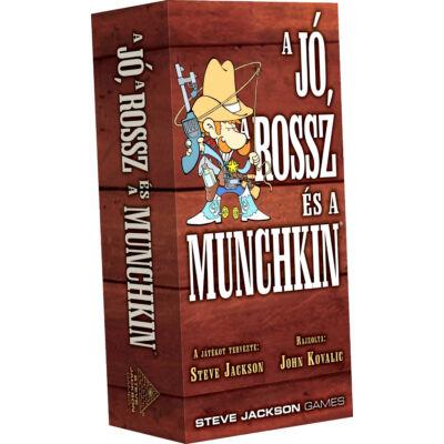 Munchkin A jó, a Rossz és a Munchkin