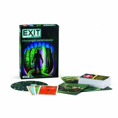 Exit 12 - A borzongás szellemvasútja