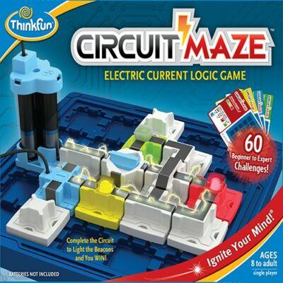 Circuit Maze logikai játék - Thinkfun