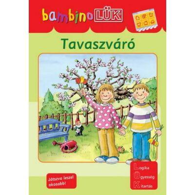 TAVASZVÁRÓ - ALAPOZÓ FELADATOK ÓVODÁSOKNAK 1.