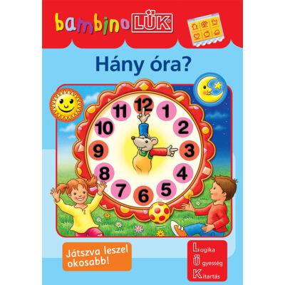 Hány óra?