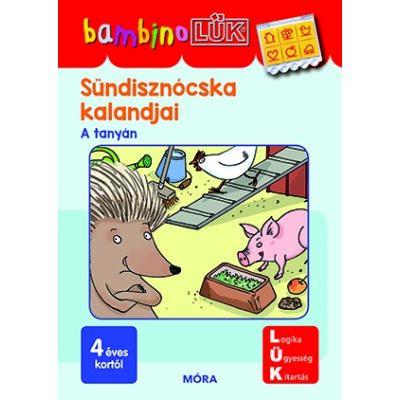 Sündisznócska kalandjai - BambinóLük