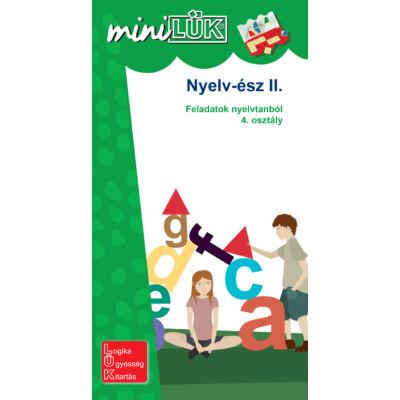 Nyelv-ész II. - Feladatok nyelvtanból 4. osztály