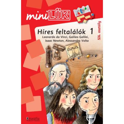 HÍRES FELTALÁLÓK 1 LEONARDO DA VINCI, GALILEO GALILEI, ISAAC NEWTON, ALESSANDRO VOLTA