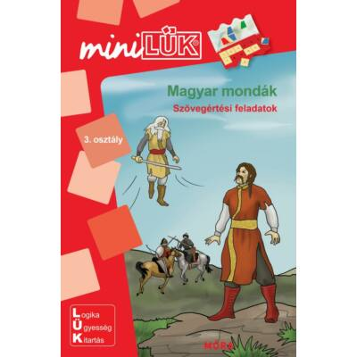 Magyar mondák - miniLÜK - Szövegértési feladatok