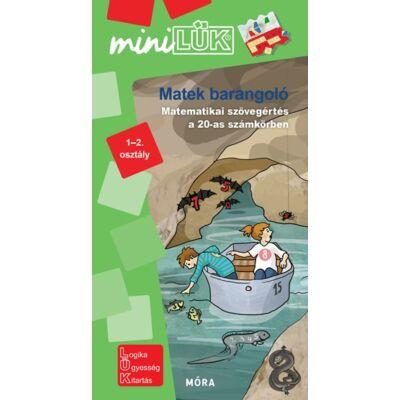 Matek barangoló - miniLÜK - Feladatok matematikából - 1-2. osztály